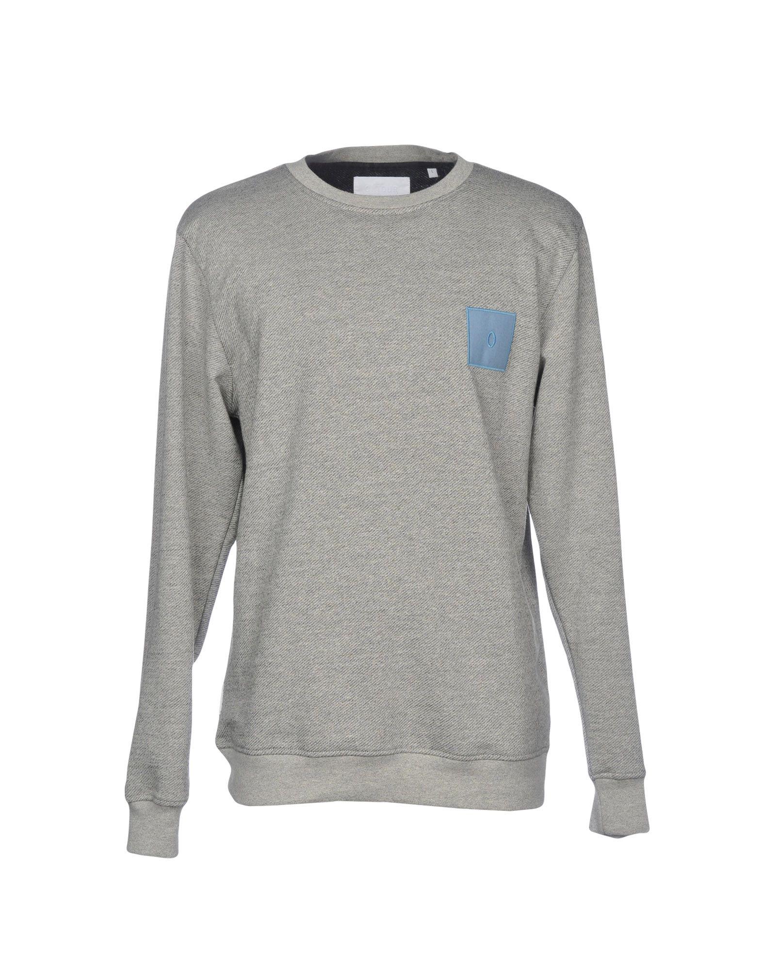 《送料無料》ONTOUR メンズ スウェットシャツ グレー XXL コットン 100%