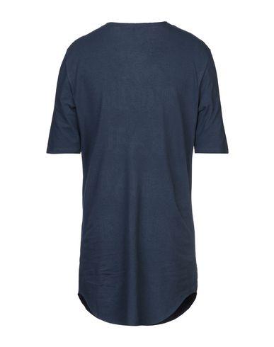 Фото 2 - Женскую футболку BAD SPIRIT темно-синего цвета