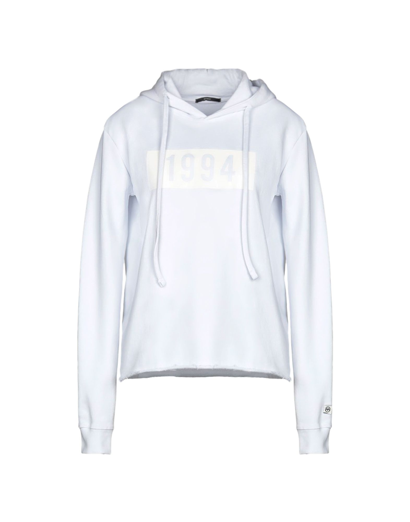 《送料無料》MELTIN POT レディース スウェットシャツ ホワイト XS コットン 100%