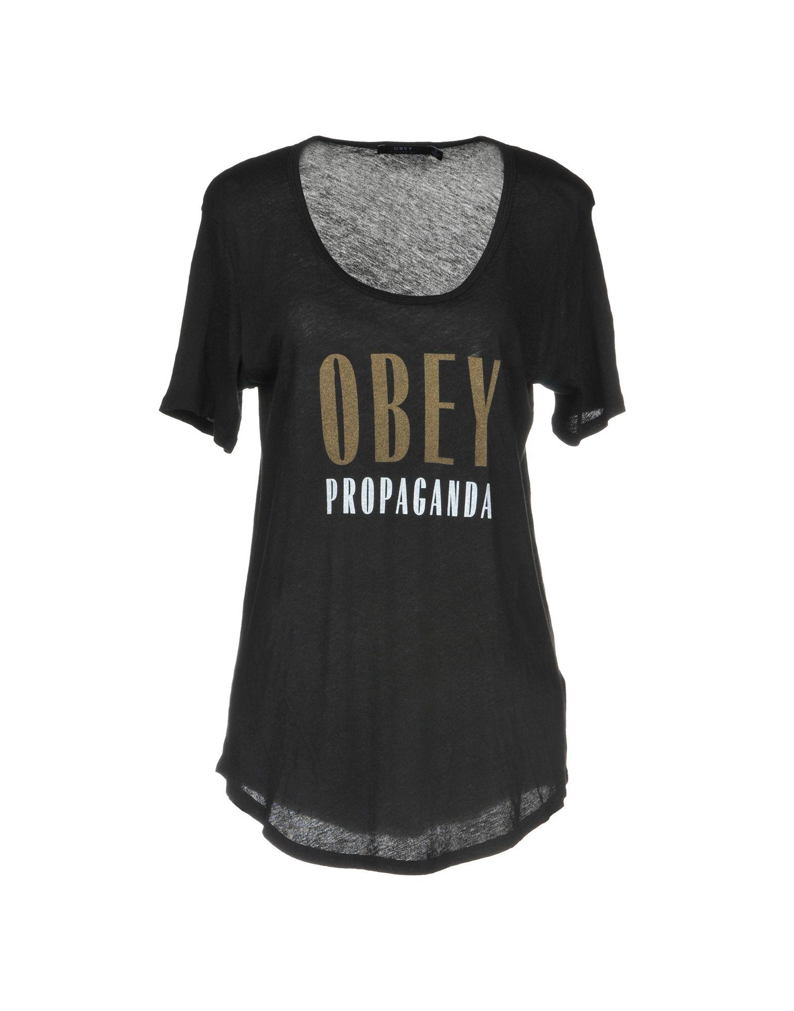 OBEY Футболка футболка obey obey ob006emafka9