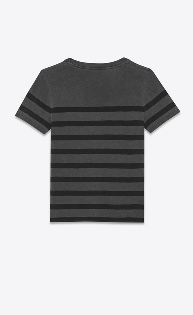 SAINT LAURENT T-Shirt and Jersey Woman ribbed t-shirt b_V4