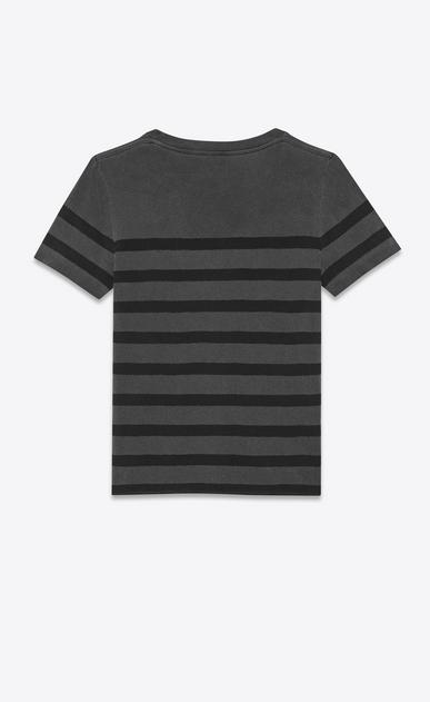 SAINT LAURENT Tシャツ レディース ribbed t-shirt b_V4