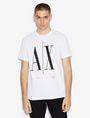 ARMANI EXCHANGE ICON T-SHIRT GOLD SIGNATURE WITH LOGO 1991 Logo T-shirt [*** pickupInStoreShippingNotGuaranteed_info ***] f