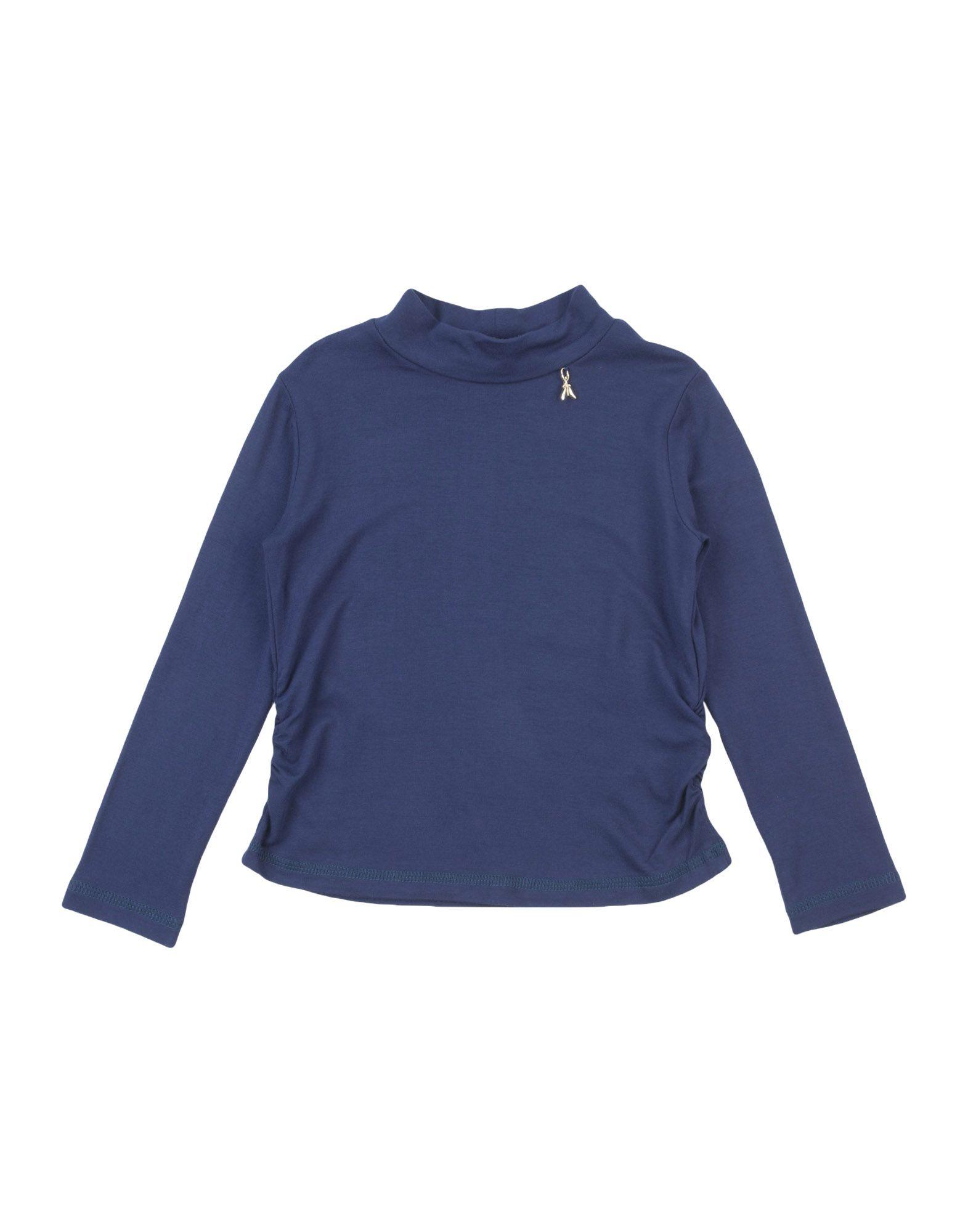 Patrizia Pepe Kids' T-shirts In Blue