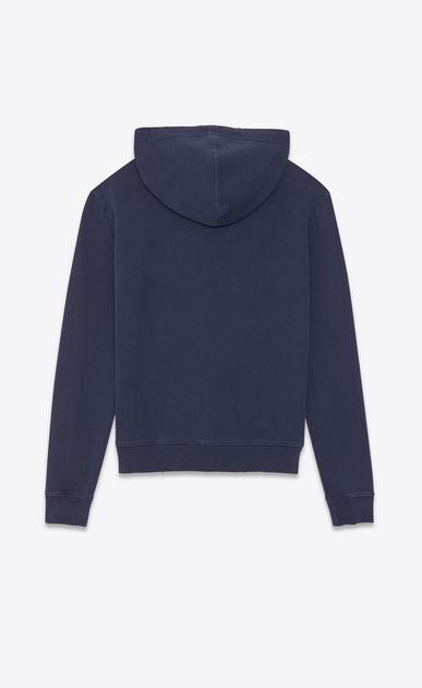 SAINT LAURENT Tops sportswear Homme hoodie saint laurent rive gauche destroy b_V4
