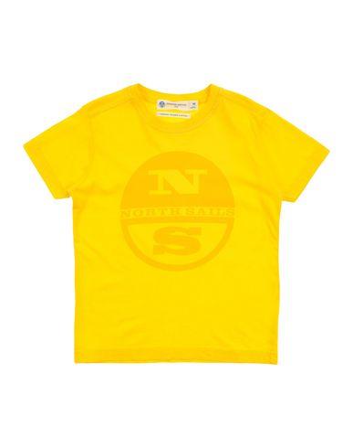 Фото - Футболку желтого цвета