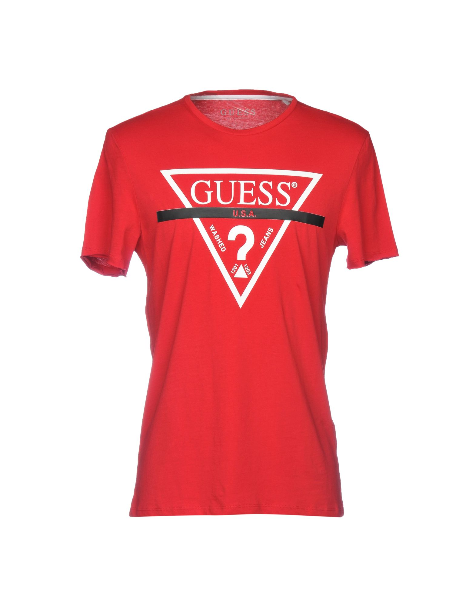 GUESS Футболка футболка guess jeans guess jeans gu644emvpl46
