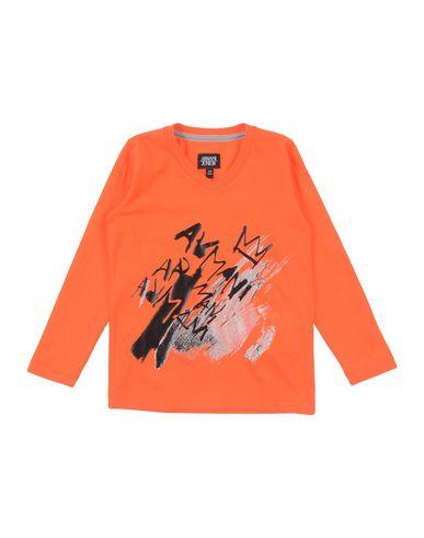 Фото - Футболку оранжевого цвета