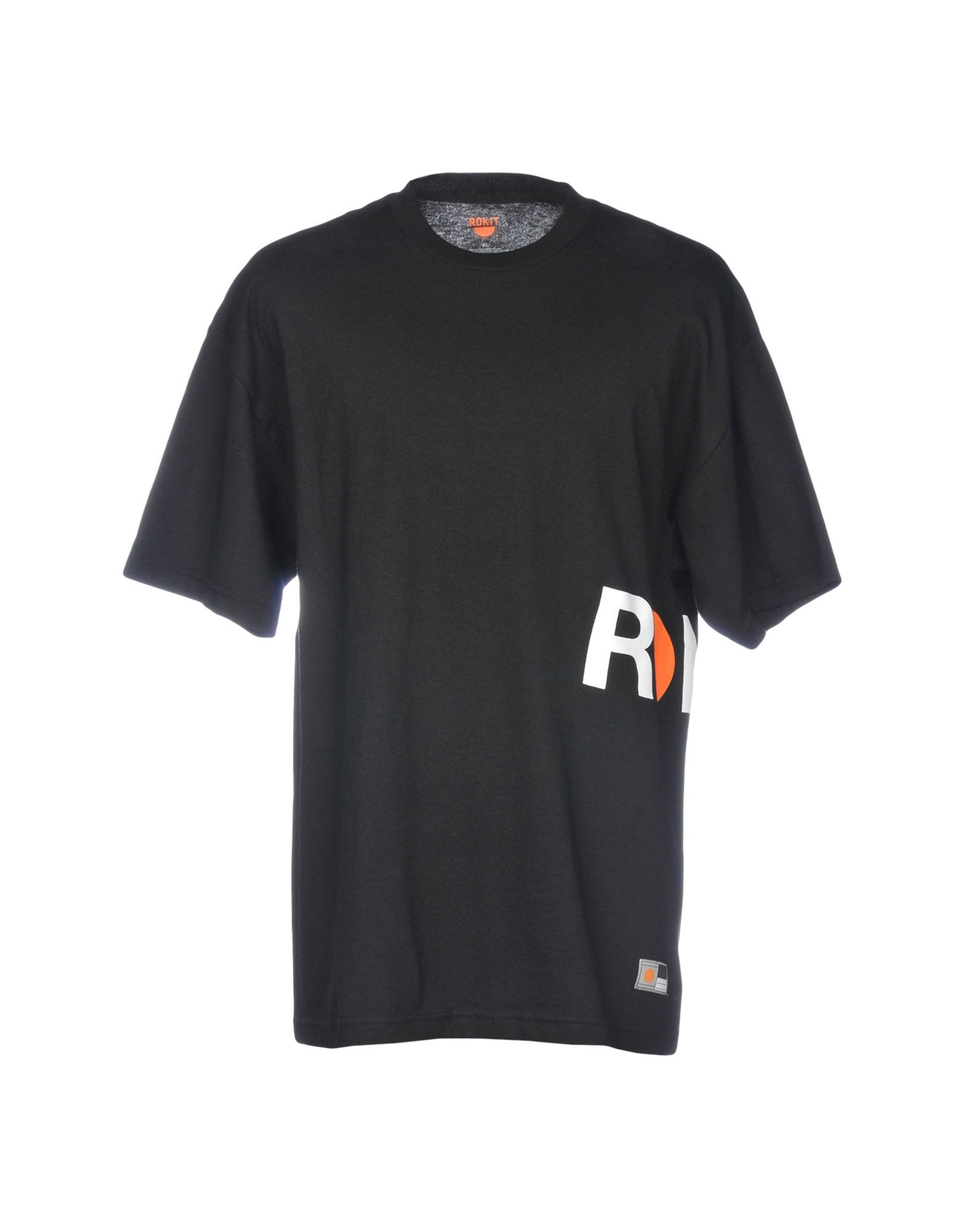 ROKIT Футболка колонка krk rokit rp6g3 black
