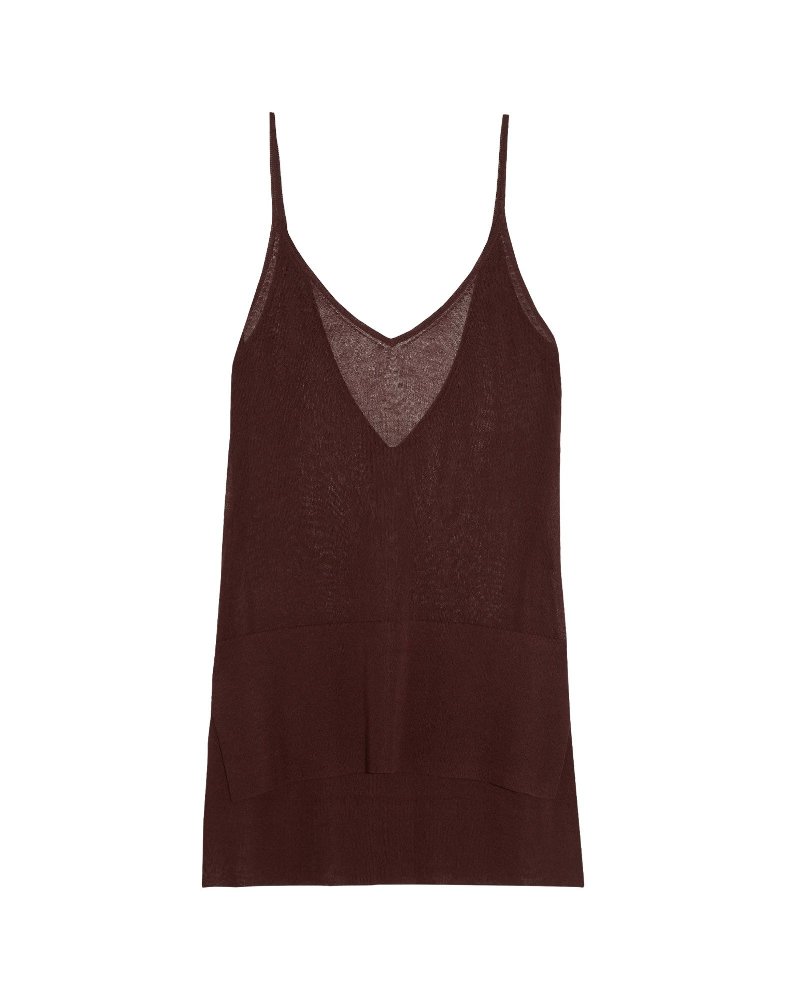SOYER Top in Cocoa