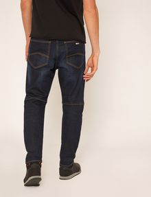 ARMANI EXCHANGE J25 TAPERED-FIT DARK INDIGO JEAN Ergonomic Tapered Jeans Man e