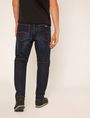 ARMANI EXCHANGE SCHMAL ZULAUFENDE JEANS J25 IN DUNKLEM INDIGOBLAU Ergonomic Tapered Jeans [*** pickupInStoreShippingNotGuaranteed_info ***] e