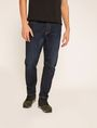 ARMANI EXCHANGE SCHMAL ZULAUFENDE JEANS J25 IN DUNKLEM INDIGOBLAU Ergonomic Tapered Jeans [*** pickupInStoreShippingNotGuaranteed_info ***] f