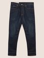 ARMANI EXCHANGE J25 TAPERED-FIT DARK INDIGO JEAN Ergonomic Tapered Jeans Man r
