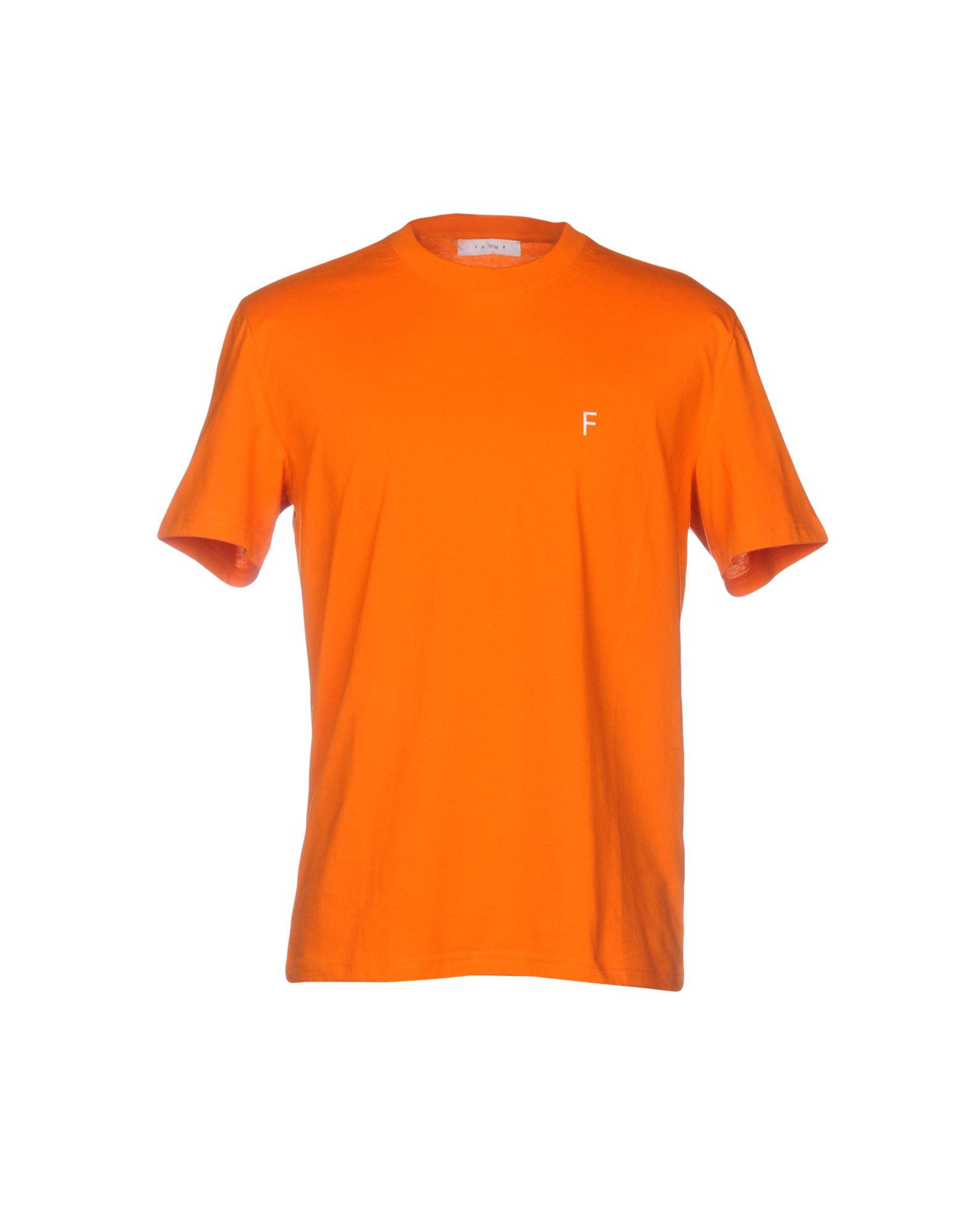 FUTUR T-Shirt in Orange