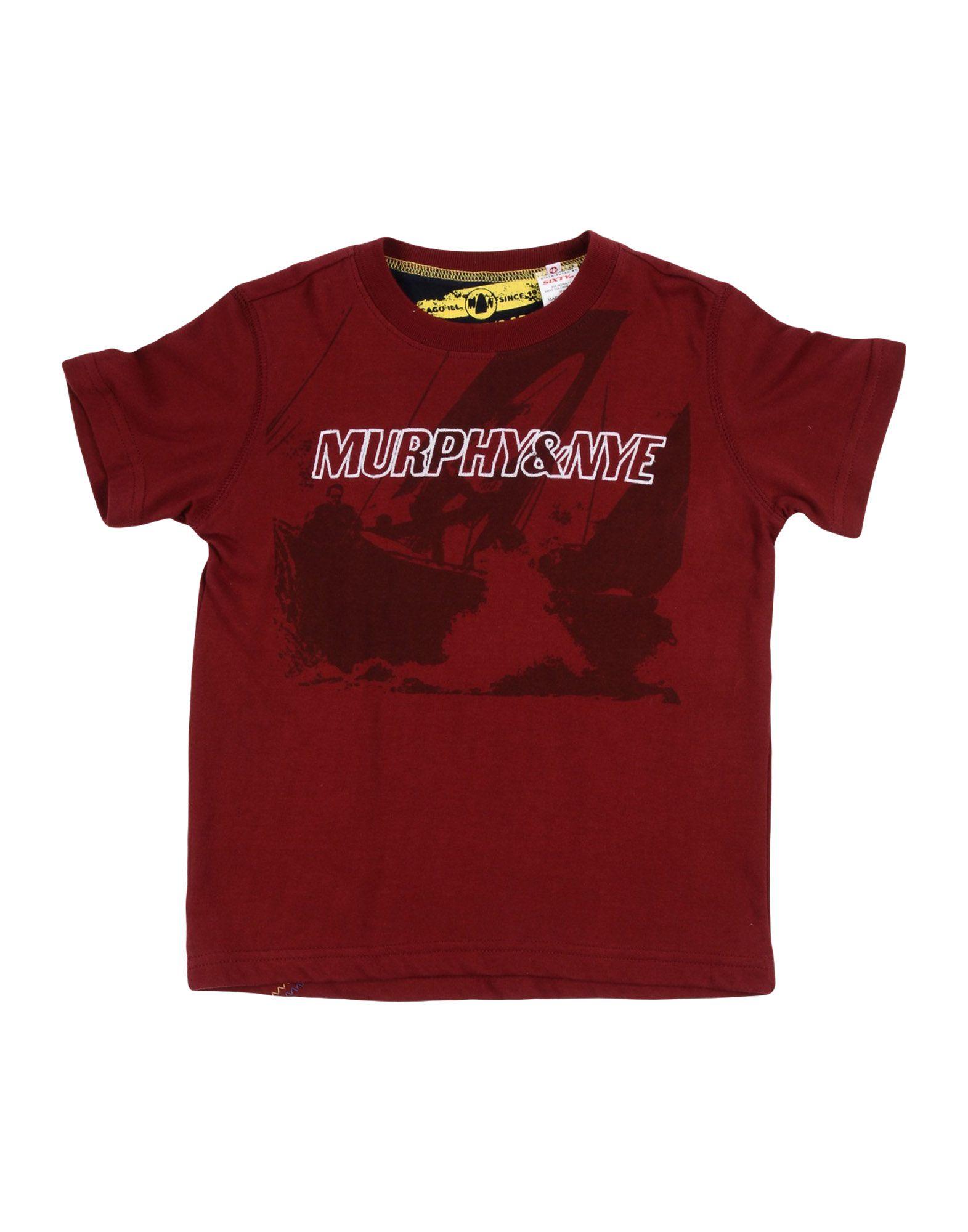 MURPHY & NYE Футболка футболка mystery murphy dragon white