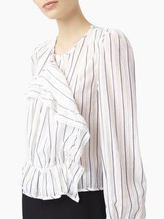Flouncy blouse
