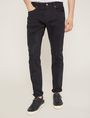 ARMANI EXCHANGE SLIM-FIT OVERSTITCHED JEAN Slim fit JEANS Man f