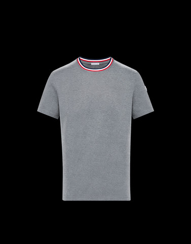 T-SHIRT Grey Category T-shirts Man