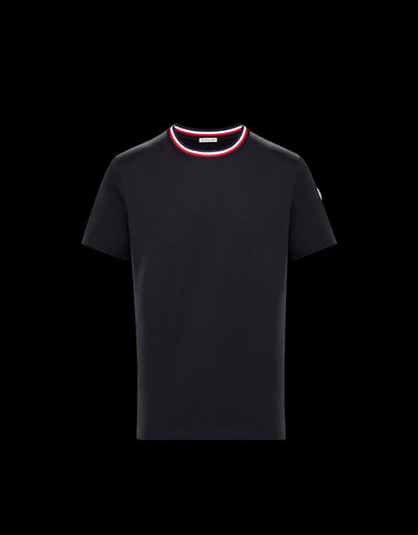 ea3803e3 Moncler Polos and T-Shirts Men FW | Official Online Store