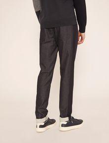 ARMANI EXCHANGE JEANS SLIM FIT INDACO SCURO CON BANDA LATERALE Jeans slim [*** pickupInStoreShippingNotGuaranteed_info ***] e
