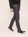 ARMANI EXCHANGE J23 MADE-IN-ITALY STRAIGHT-FIT INDIGO JEAN Real selvedge jeans Man f