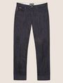 ARMANI EXCHANGE J23 MADE-IN-ITALY STRAIGHT-FIT INDIGO JEAN Real selvedge jeans Man r