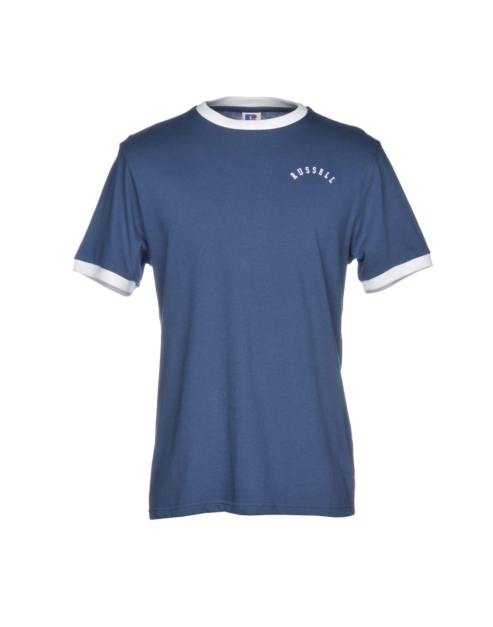 RUSSELL ATHLETIC Футболка russell athletic повседневные шорты