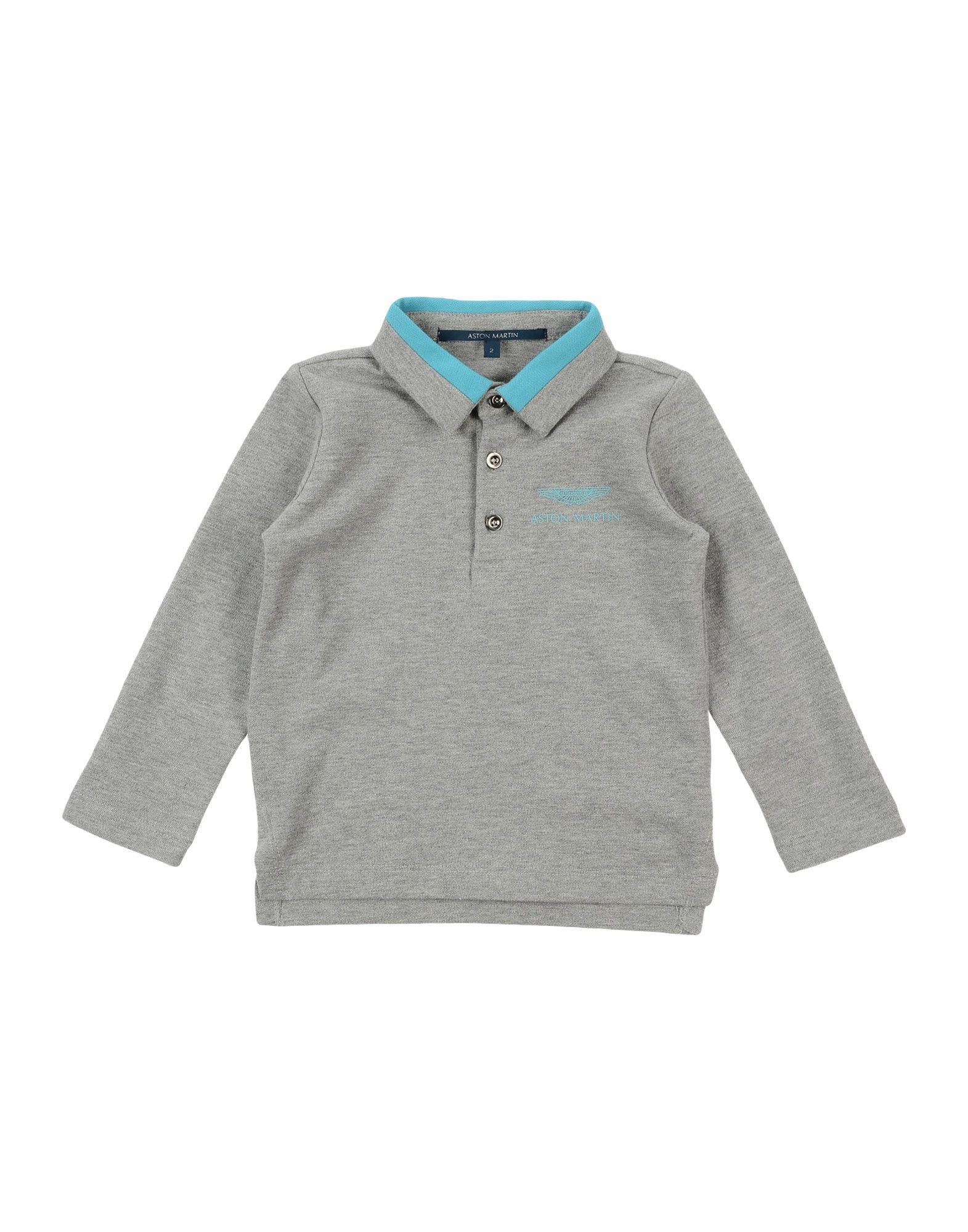 ASTON MARTIN   ASTON MARTIN Polo shirts   Goxip