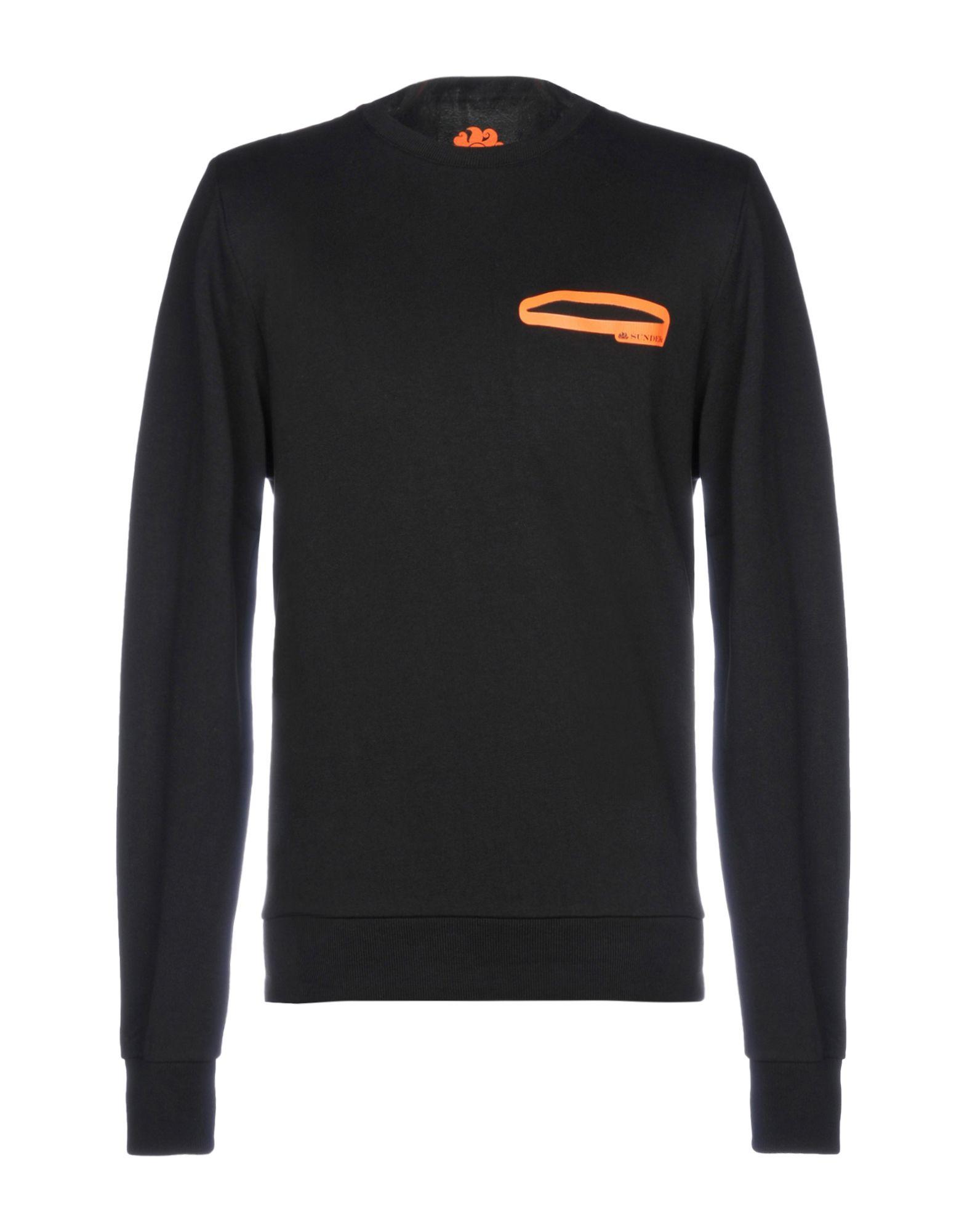 SUNDEK Sweatshirt in Black