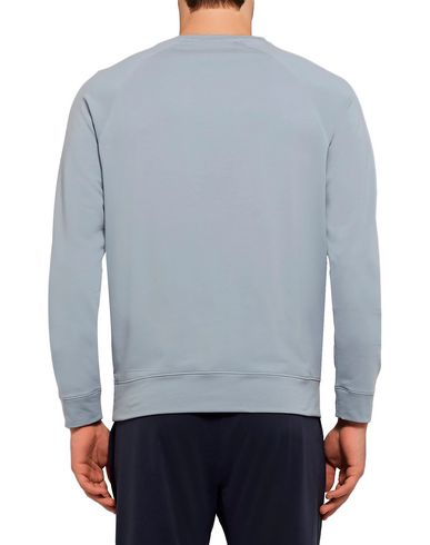 Фото 2 - Мужскую толстовку HANDVAERK небесно-голубого цвета