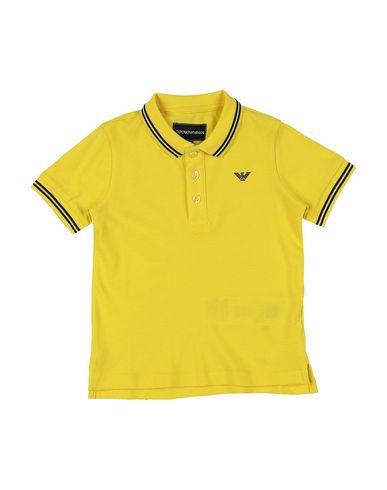 Фото - Футболку или поло для мальчика  желтого цвета