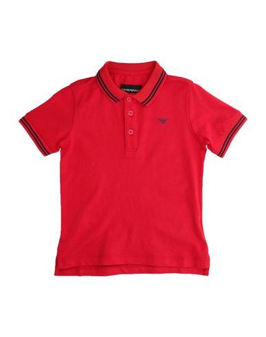 Фото - Футболку или поло для мальчика  красного цвета