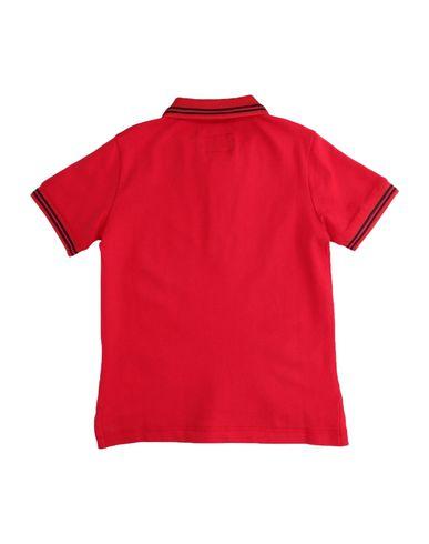 Фото 2 - Футболку или поло для мальчика  красного цвета