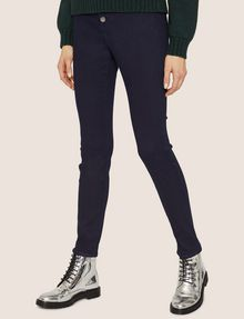 ARMANI EXCHANGE J27 SUPER-SKINNY BLACKENED INDIGO BUTTON-FLY JEAN Skinny jeans [*** pickupInStoreShipping_info ***] f