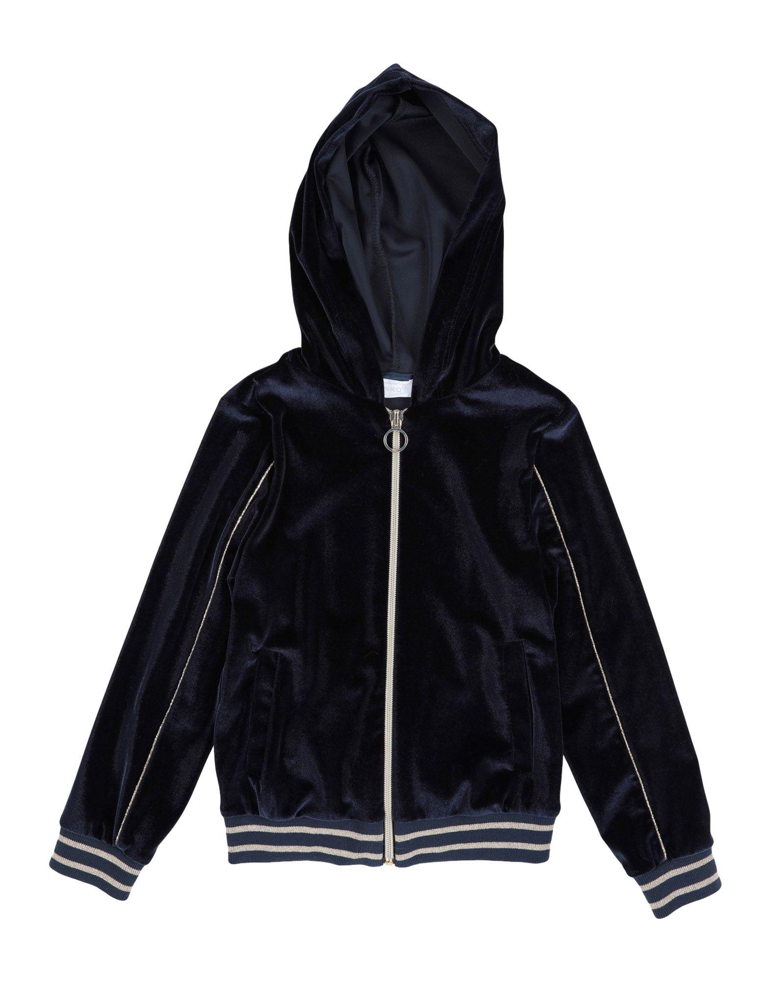PINKO UP Mädchen 3-8 jahre Sweatshirt4 blau