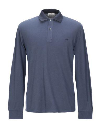 Купить Женскую футболку BROOKSFIELD грифельно-синего цвета