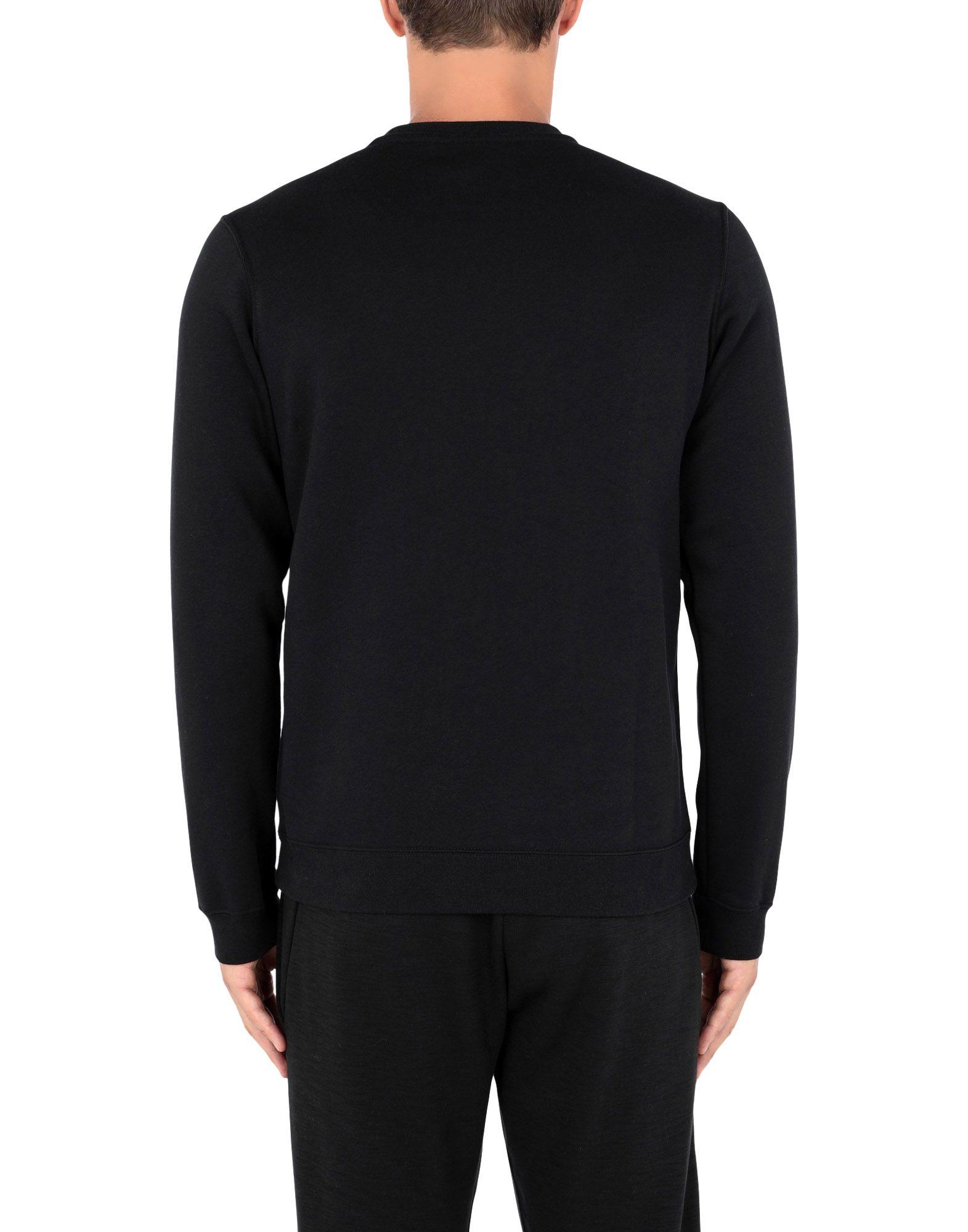 - NIKE Herren Sweatshirt4 schwarz