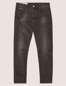ARMANI EXCHANGE TAPERED FIT BLACK WASH JEAN Ergonomic Tapered Jeans Man r