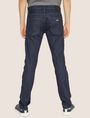 ARMANI EXCHANGE SLIM-FIT LOGO TAPE INDIGO JEAN Slim fit JEANS Man e