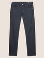 ARMANI EXCHANGE SLIM-FIT LOGO TAPE INDIGO JEAN Slim fit JEANS Man r
