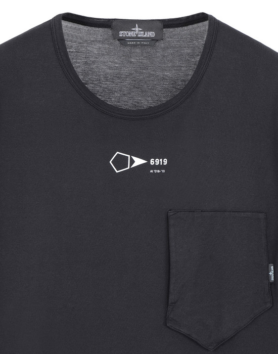 12219507cb - Polos - T-Shirts STONE ISLAND SHADOW PROJECT