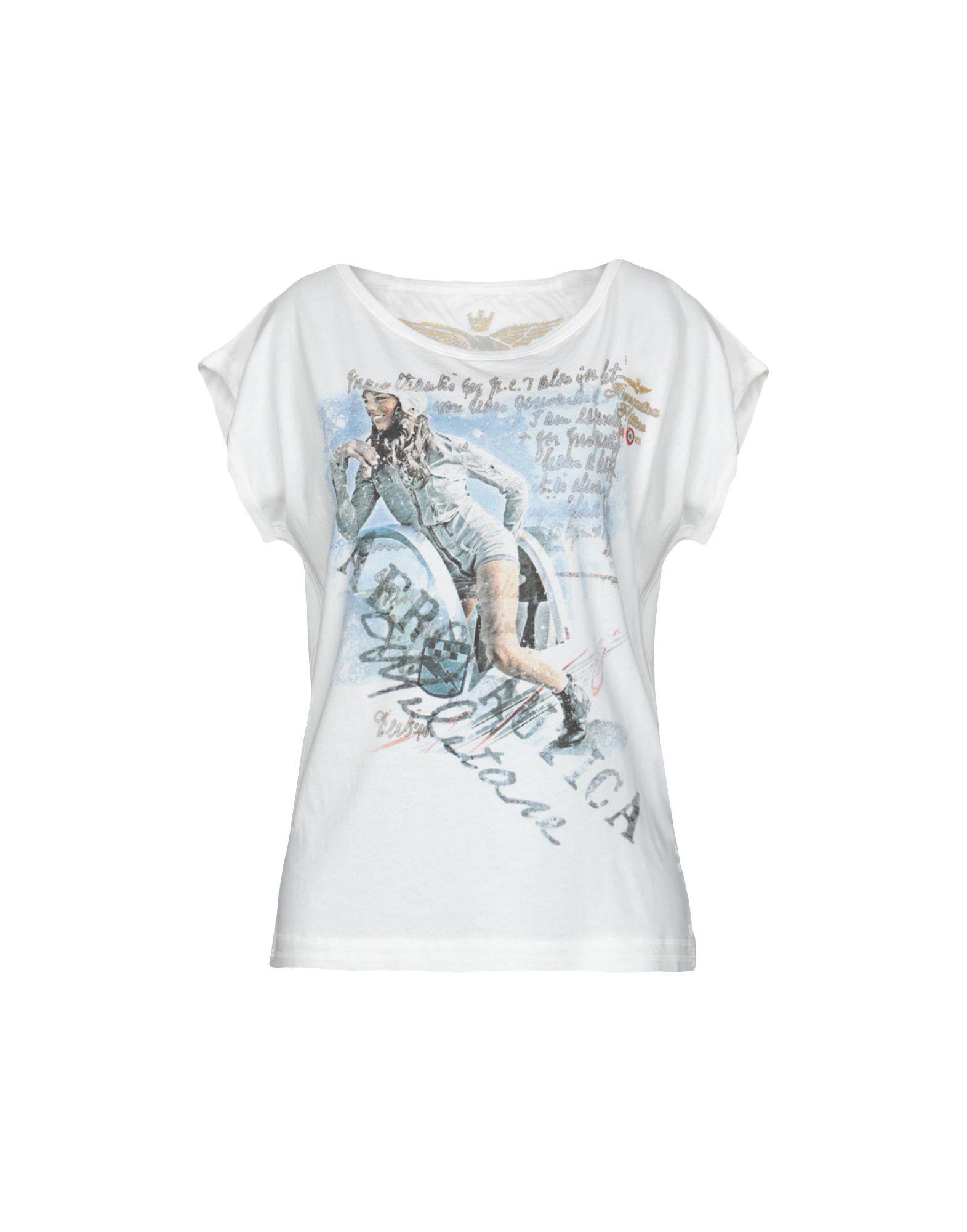 AERONAUTICA MILITARE | AERONAUTICA MILITARE T-Shirts 12220470 | Goxip