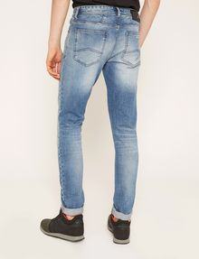 ARMANI EXCHANGE SKINNY-FIT WASHED LIGHT INDIGO JEAN Skinny jeans [*** pickupInStoreShippingNotGuaranteed_info ***] e