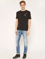 ARMANI EXCHANGE SKINNY-FIT WASHED LIGHT INDIGO JEAN Skinny jeans Man d