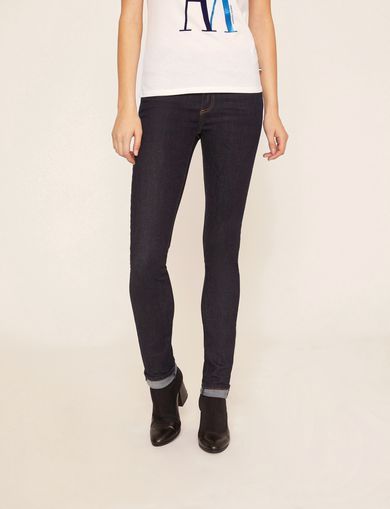 ARMANI EXCHANGE Slim JEANS Damen F