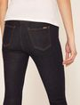 ARMANI EXCHANGE J45 CIGARETTE-FIT DARK INDIGO RINSE JEAN Slim fit JEANS [*** pickupInStoreShipping_info ***] b