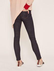 ARMANI EXCHANGE SUPER-SKINNY HIGH-RISE DARK INDIGO JEAN Skinny jeans Woman e