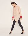 ARMANI EXCHANGE SUPER-SKINNY HIGH-RISE DARK INDIGO JEAN Skinny jeans Woman d