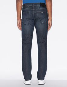 ARMANI EXCHANGE J13 SLIM-FIT CLEAN DARK INDIGO JEAN Slim fit JEANS [*** pickupInStoreShippingNotGuaranteed_info ***] e